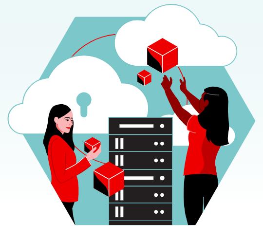 Dorong Pengembangan Inovasi Aplikasi Cloud-Native, Red Hat Luncurkan Layanan Managed Cloud Baru