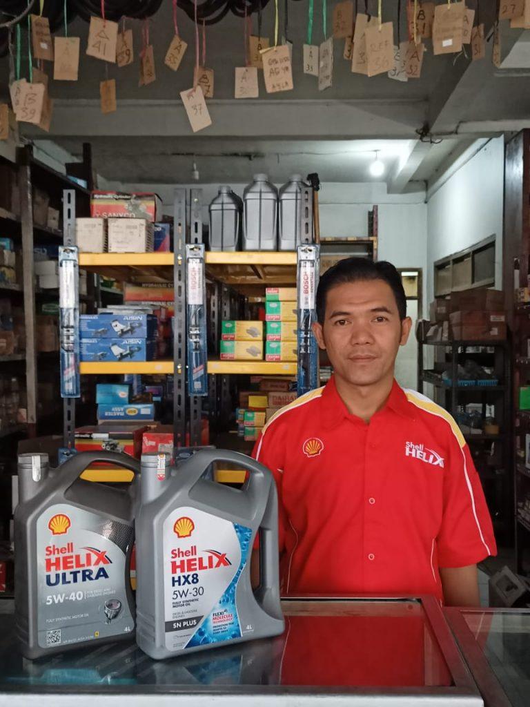 Shell Jadi Pelopor Program Pelatihan Berbasis Daring untuk Mekanik