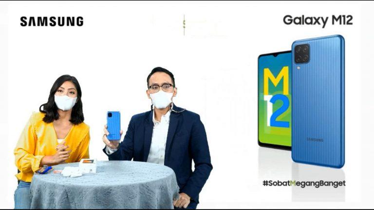 Samsung Galaxy M12 Sudah Bisa Dipesan, Flash Sale 5-9 Mei 2021