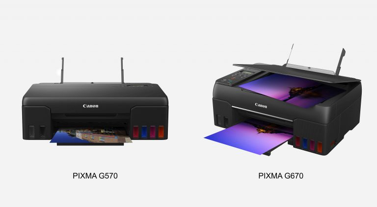 Canon Pixma G570 dan G670 Hadir di Indonesia, Ditujukan untuk Produktivitas Cetak Tinggi
