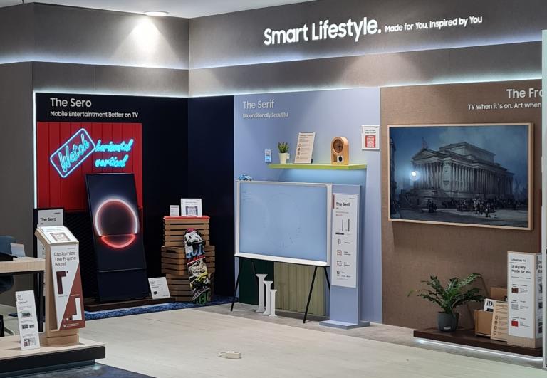 Samsung Smart Lifestyle Home Kini Hadir di SOGO Plaza Senayan