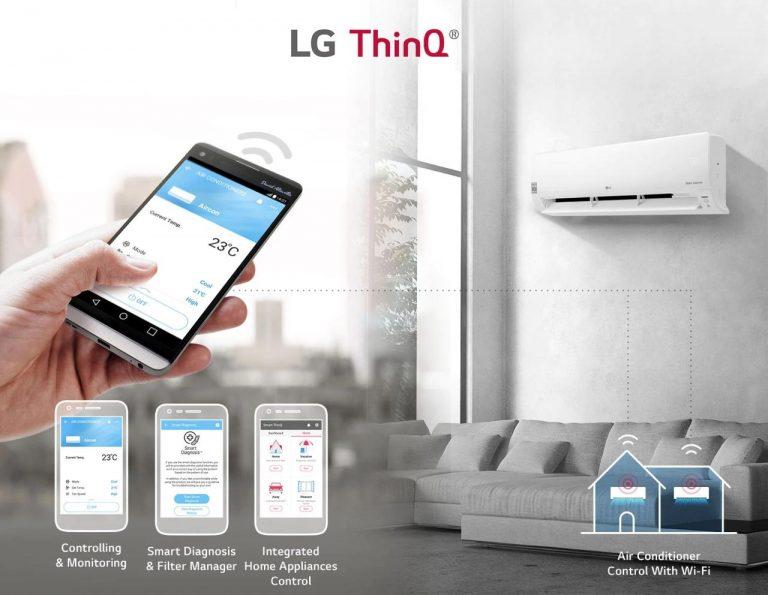 Jawab Kebutuhan Solusi AC di Tanah Air, AC Inverter LG Dual Cool Series Hadir dengan 6 Fitur Unggulan