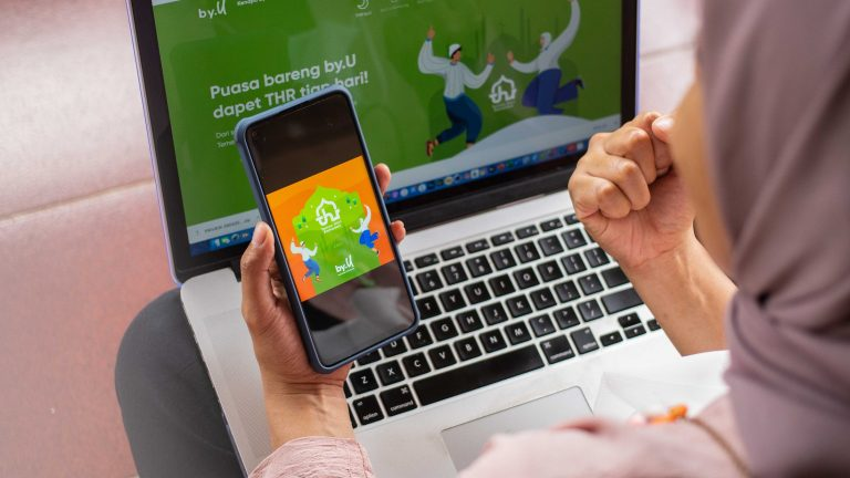 Sajikan Akses Hiburan Digital di Momen Ramadan, by.U Rilis Program 'THR by.U 2021'