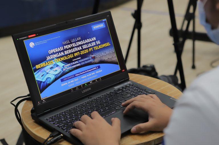 Selamat! Telkomsel Resmi Jadi Operator Seluler 5G Pertama di Indonesia