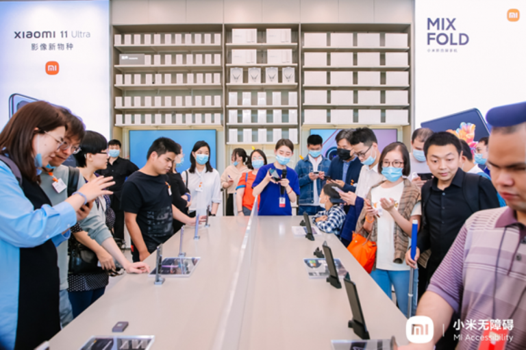 Teknologi Xiaomi Juga Harus Bisa Dimanfaatkan Oleh Penyandang Disabilitas