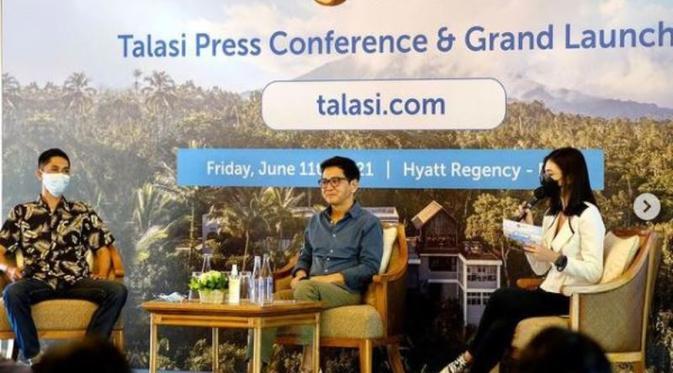 "Talasi Rilis Website Talasi.com ""Discover The Origin"" dengan 3 Konten Utama"