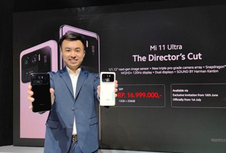 Kelas Berat! Xiaomi Luncurkan Mi 11 Ultra, Harga Rp16 Jutaan