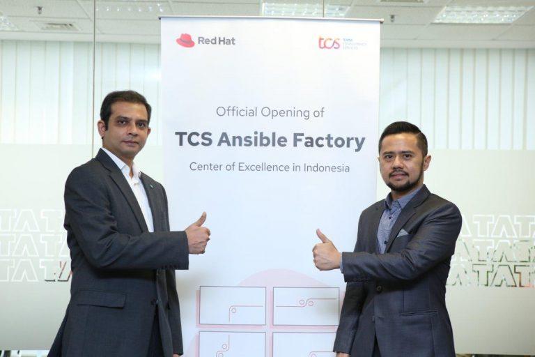 Berkolaborasi dengan TCS Indonesia, Red Hat Permudah Perusahaan Lakukan Otomasi