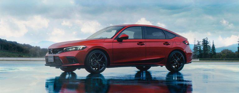 Honda Luncurkan All-New Civic Hatchback