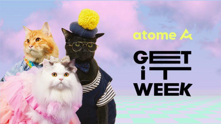 Atome Adakan Kampanye Get It Week untuk Para Smart Shopper di Indonesia