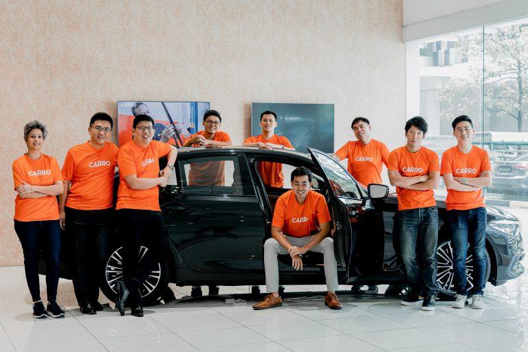 Kantongi US$ 360 Juta Pendanaan Seri C, CarroJadi Unicorn Otomotif Pertama di Asia Tenggara