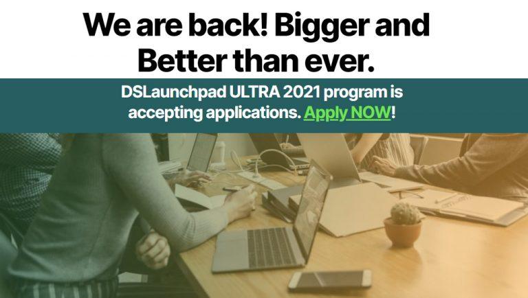DSLaunchpad Buka Pendaftaran untuk 400 Startup, Gelar Inkubasi Selama 4 Minggu