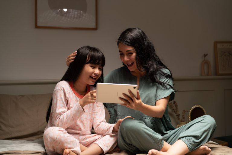Libur Telah Tiba! Saatnya Bersenang-Senang dengan Galaxy Tab A7 Lite