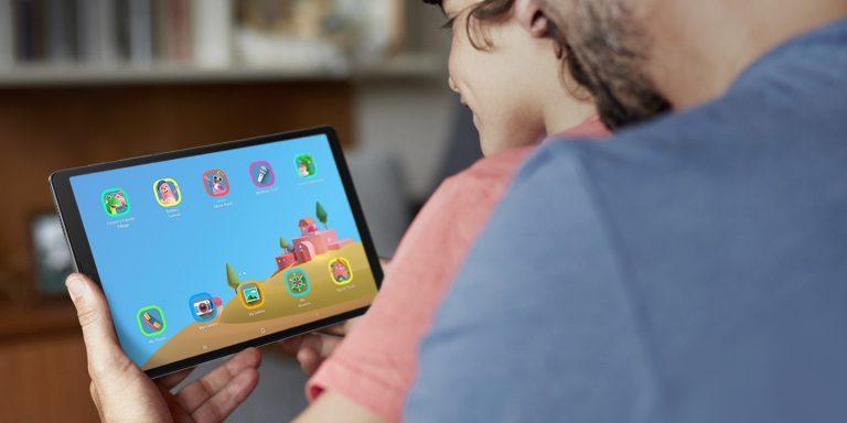 Samsung Galaxy Tab A7 Lite Bikin Anak Sekolah Semakin Nyaman Jalani PJJ