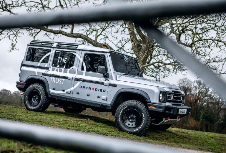 The Halo Trust, Salah Satu Inspirasi INEOS Automotive Dalam Mengembangkan Grenadier 4×4