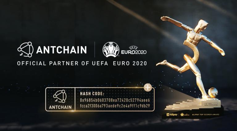 Alipay Sertakan AntChain dalam Kemitraan dengan UEFA National Team Football