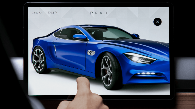 Epic Games Menyebut Human Machine Interface sebagai Katalis Migrasi Industri Otomotif ke Kendaraan Listrik