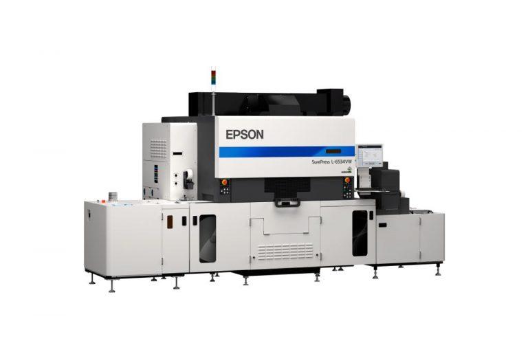Lengkapi Portofolio Printer Label Digital, Epson Indonesia Luncurkan SurePress L-6534VW