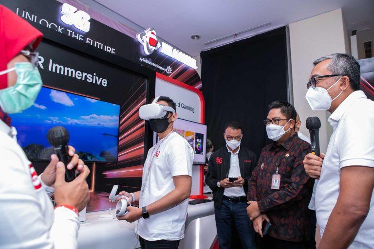 Telkomsel Kembali Akselerasikan Layanan 5G Serentak di 5 Kota
