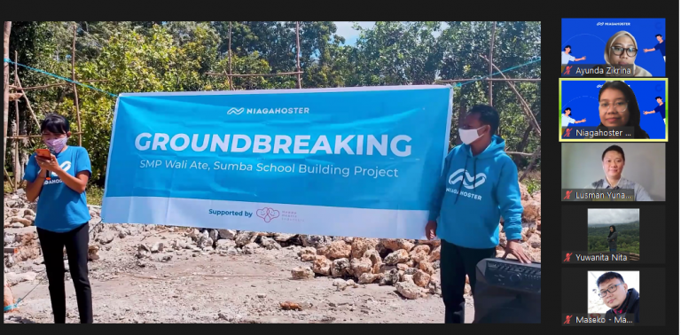 Tunjang Kualitas SDM Tanah Air, Niagahoster Dirikan Sekolah di NTT