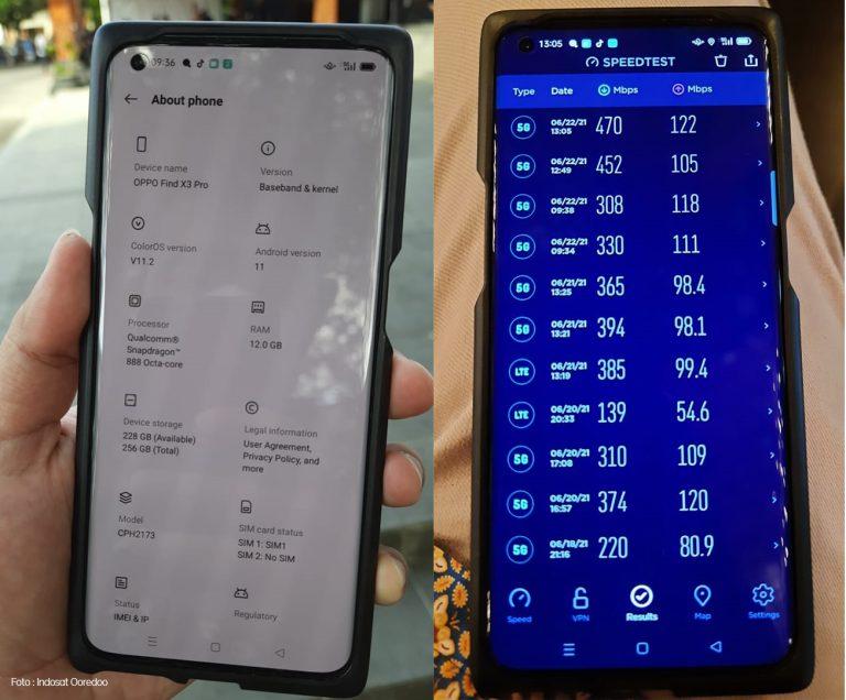 Lima Smartphone Oppo Ini Sudah Siap Dukung Jaringan 5G di Indonesia
