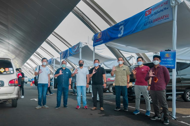 Gandeng ZEC, Daihatsu Kembali Berikan Layanan Rapid Service untuk Sahabat Klub