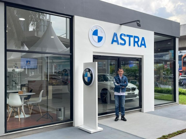 Perluas Jangkauan, BMW Astra Store Kelapa Gading Hadir dengan Layanan Beli, Servis, dan Jual