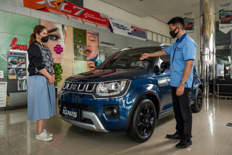 Suzuki Finance Alami Peningkatan Pangsa Pasar Hingga 5 Persen