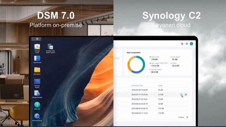 Synology Hadirkan Solusi Disk Station Manager 7.0 dan Perluas Penyimpanan Data dengan Platform C2