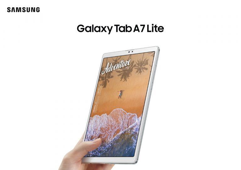 Ini Dia Spesifikasi dari Galaxy Tab A7 Lite yang Baru Dirilis Samsung