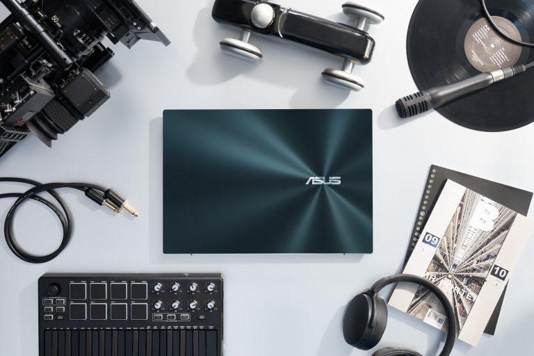 Buat Para Content Creator Nih! Asus Hadirkan ZenBook Pro Duo 15 OLED (UX582)