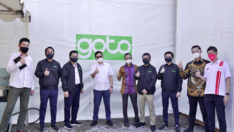 Kolaborasi GoTo-KADIN-Samator Group Bangun 'Rumah Oksigen Gotong Royong' Pertama di Indonesia