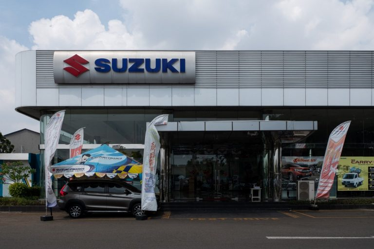 Suzuki Dukung PPKM Darurat, Optimalkan Layanan Online