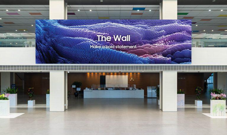 Samsung Hadirkan The Wall Model 2021, Langsung Dipasarkan di Beberapa Negara Tertentu