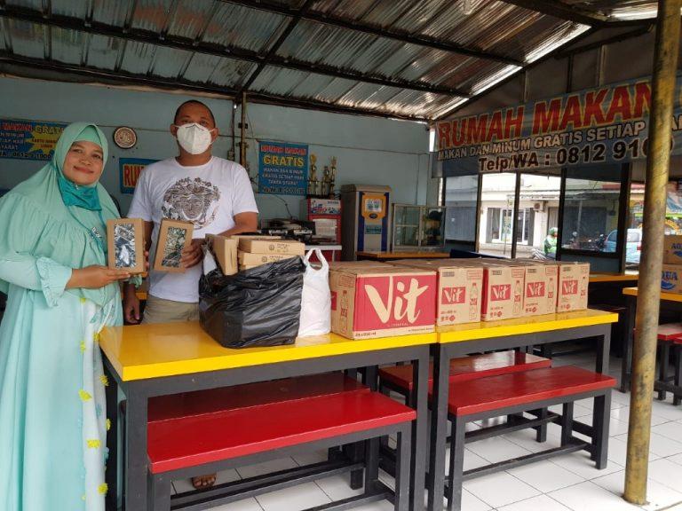 Covid-19 Merebak, Bogor Supercar Community Ganti Aktivitas Touring dengan Baksos di Sukabumi