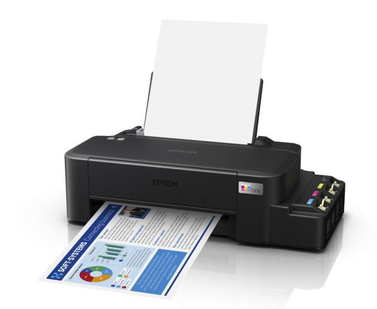 Tingkatkan Produktivitas saat PPKM Darurat, Epson Resmi Hadirkan Printer EcoTank L121
