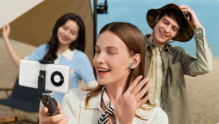 Huawei FreeBuds 4 Kini dengan ANC Hybrid, Bawa Pengalaman Audio Lebih Luas