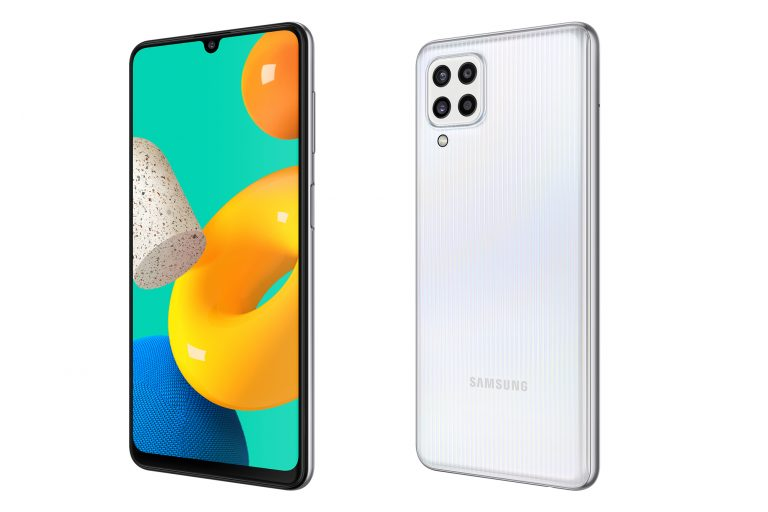 Samsung Galaxy M32, Memori dan Baterai Besar, Pas Buat Dukung Semua Hobi Penggunanya