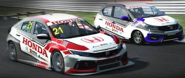 Usung Konsep 'Everyone Can Race', Honda Racing Simulator Championship Musim Kedua Kembali Digelar!