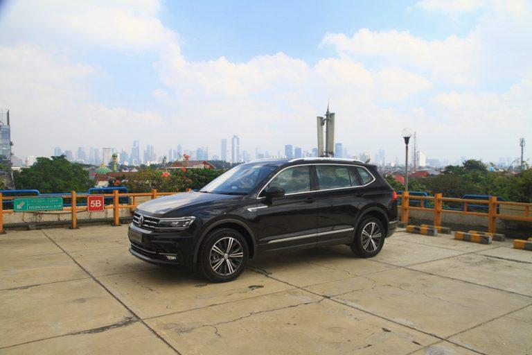 Sambut HUT ke-76 RI, PT GMM Boyong Varian Khusus VW Tiguan Allspace: The Sport Edition