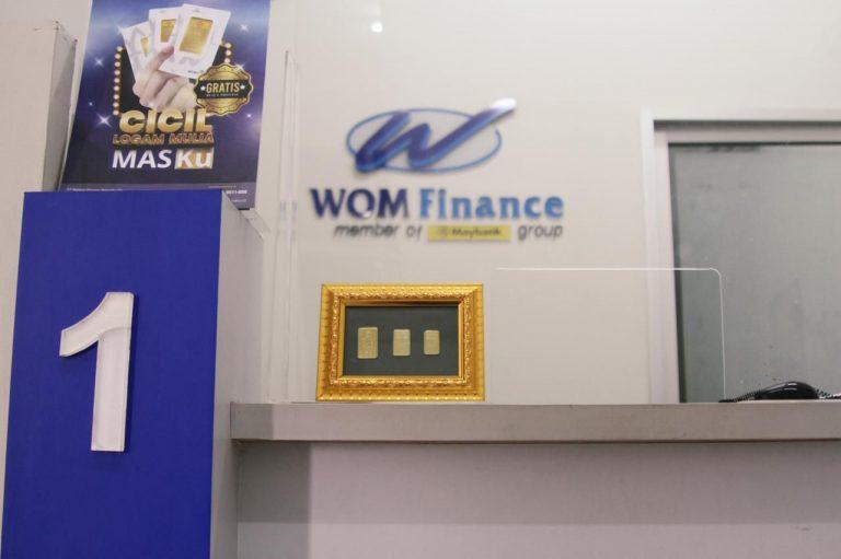 Animo Masyarakat Tinggi, WOM Finance Masuk Bisnis Pembiayaan Logam Mulia