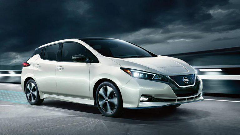 The All-New Nissan Leaf Resmi Mengaspal di Indonesia, Harganya Mulai Rp 649 Juta