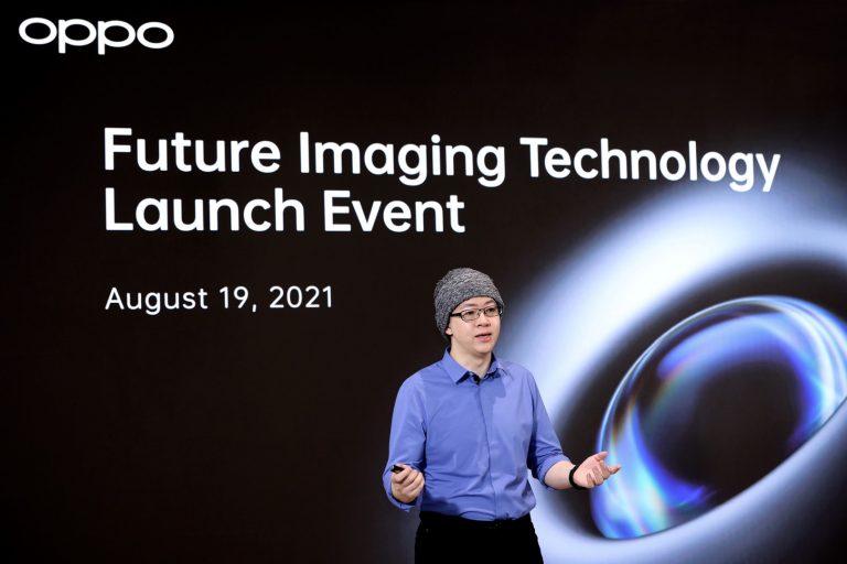 Di Event 2021 Oppo Future Imaging Technology, Oppo Pamerkan Teknologi Baru Pencitraan Inovatif