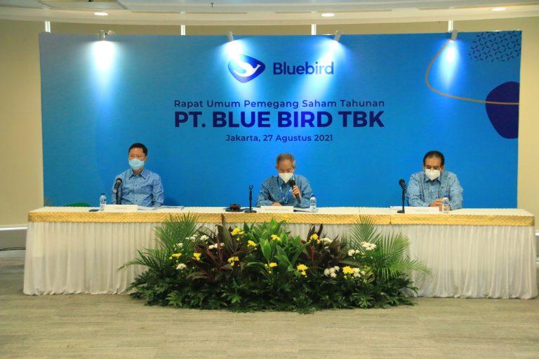 Sigit Djokosoetono Ditunjuk Jadi Direktur Utama PT Blue Bird