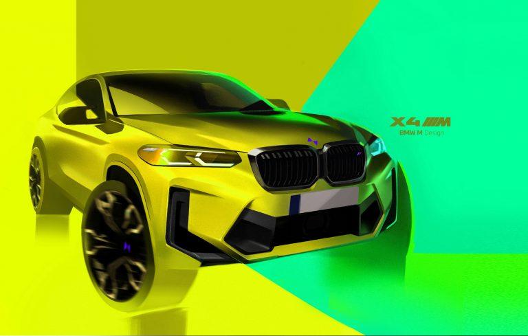 BMW X3 M dan X4 M Kini Dilengkapi Ban Premium Hankook Ventus S1 Evo Z Terbaru