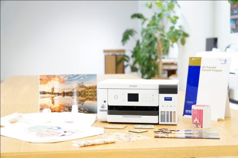 Bidik Sektor UMKM, Epson Luncurkan Printer Sublimasi A4 Pertama SureColor–F130
