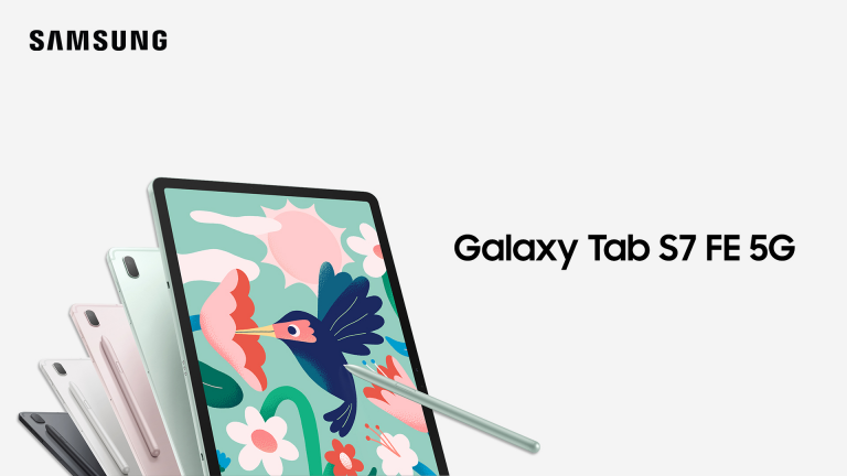 Sudah Punya Galaxy Tab S7 FE 5G? Yuk Sekarang Tingkatkan Produktivitas Kamu