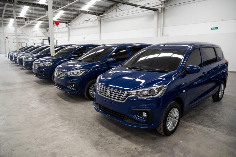 Suzuki Catat Kenaikan Penjualan di Segmen Kendaraan Fleet
