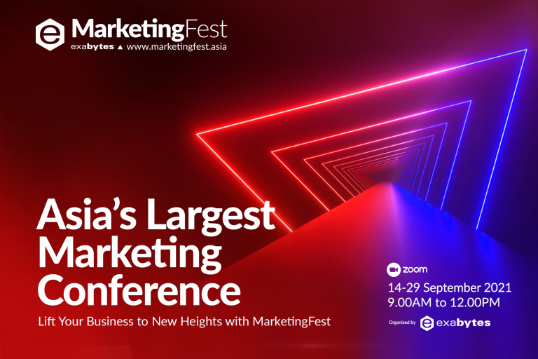 Exabytes Gelar Marketing Fest Guna Tingkatkan Kemampuan Pemasaran Digital Para Pelaku Usaha