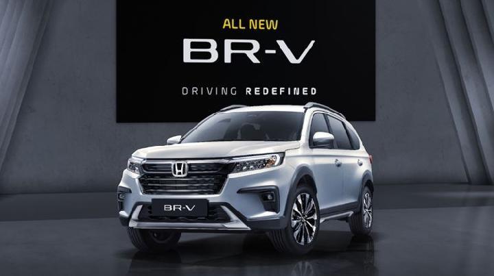 Harga Mulai Rp 260 Jutaan, All New Honda BR-V Resmi Mengaspal di Indonesia
